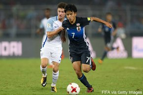 Japan exit U-17 World Cup in Round of 16