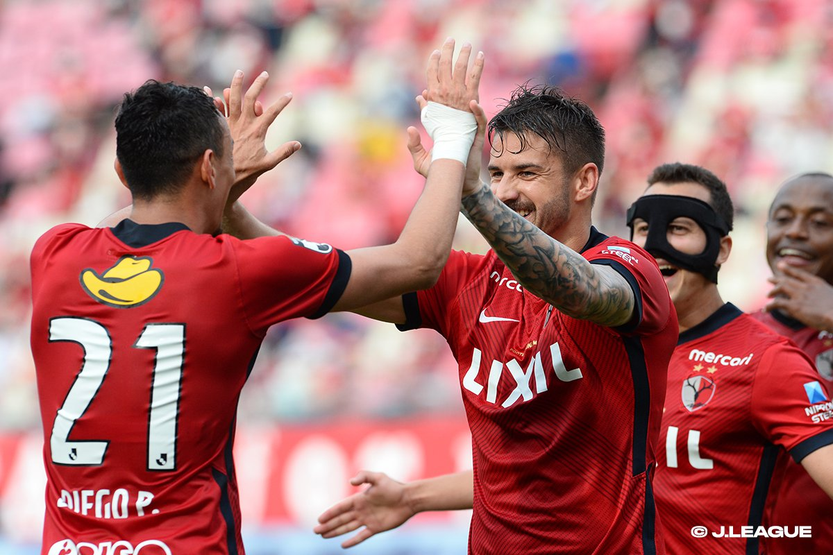 2021 J.LEAGUE YBC Levain CUP Play-off Stage Results: Antlers advance, Reds and Bellmare grab first-leg advantage