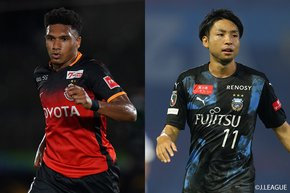 Meiji Yasuda J1 League Match-day 12 Preview – Can Kawasaki Frontale reach 11 victories in a row? Kashiwa's striker Olunga as well challenges the J1 record of consecutive goals.