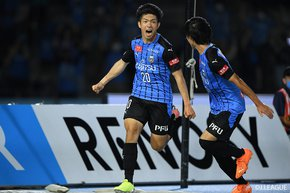 Kawasaki Frontale stage late comeback to beat Vissel Kobe! Cerezo Osaka chase them after fourth consecutive win!