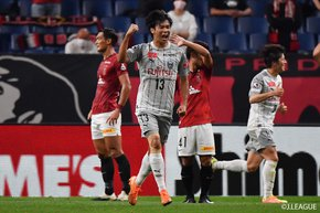 Unstoppable Kawasaki Frontale achieve fifth consecutive victory! Kashima Antlers top second-place Cerezo Osaka.