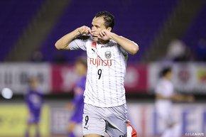 Unreachable Kawasaki Frontale ease past Sanfrecce Hiroshima for a second ten-game winning streak, while Gamba Osaka share the spoils with Yokohama F. Marinos