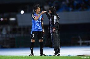 Veteran midfielder Kengo Nakamura celebrates his birthday in style with the winning goal on Tamagawa Classico night as Kawasaki Frontale pull off their 12th consecutive victory