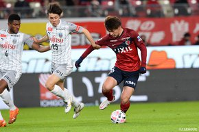 Kawasaki Frontale still searching for rhythm as the highlighted fixture against Kashima Antlers ends with a draw, while Shun Nagasawa hat-trick vociferates elation as Vegalta Sendai put an end to 18 games winless drought