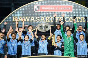 [Meiji Yasuda J1 League Monthly Report: November] Formidable Kawasaki Frontale throw confetti as the fastest team to have secured the title, while the tickets to Champions League yet to be unfolded