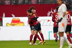 Ayase Ueda brace keeps Champions League dream afloat for Kashima Antlers as Cerezo Osaka share the spoils with Kashiwa Reysol