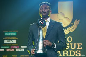 [J.League Awards] Michael Olunga (Kashiwa Reysol) crowns the MVP to be the eighth top scoring player to double. Kawasaki Frontale produce nine members in the Best Eleven Players