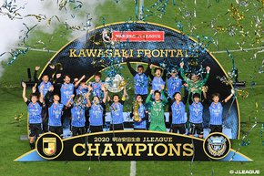 Road to the title: How Kawasaki Frontale conquered the J.LEAGUE in 2020