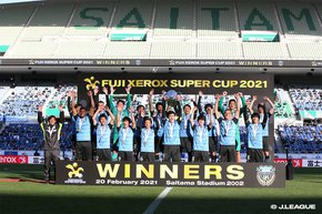 Kawasaki Frontale beat Gamba Osaka in 96th minute to win thrilling FUJI XEROX SUPER CUP