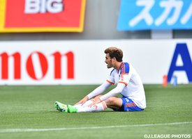 Albirex's Fitzgerald out for one month