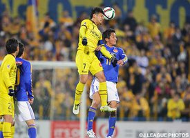 Late Suzuki goal salvages point for Reysol