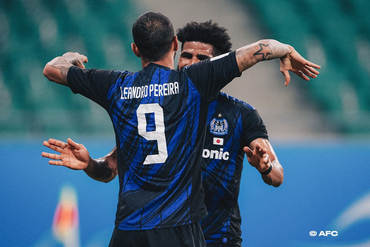 Gamba only lose once in AFC Champions League, but go out of tournament in group stage