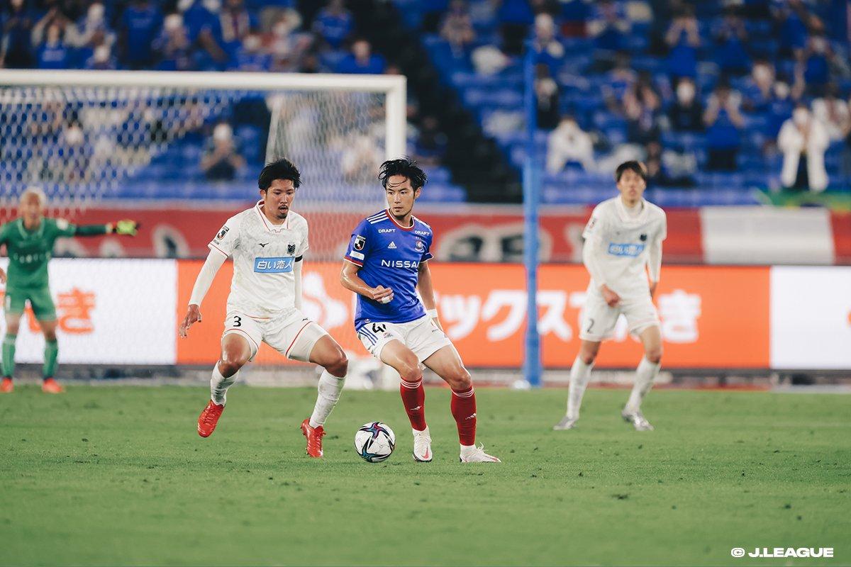 [MEIJI YASUDA J1 League 32th Yokohama F・Marinos vs. Hokkaido Consadole Sapporo].jpg
