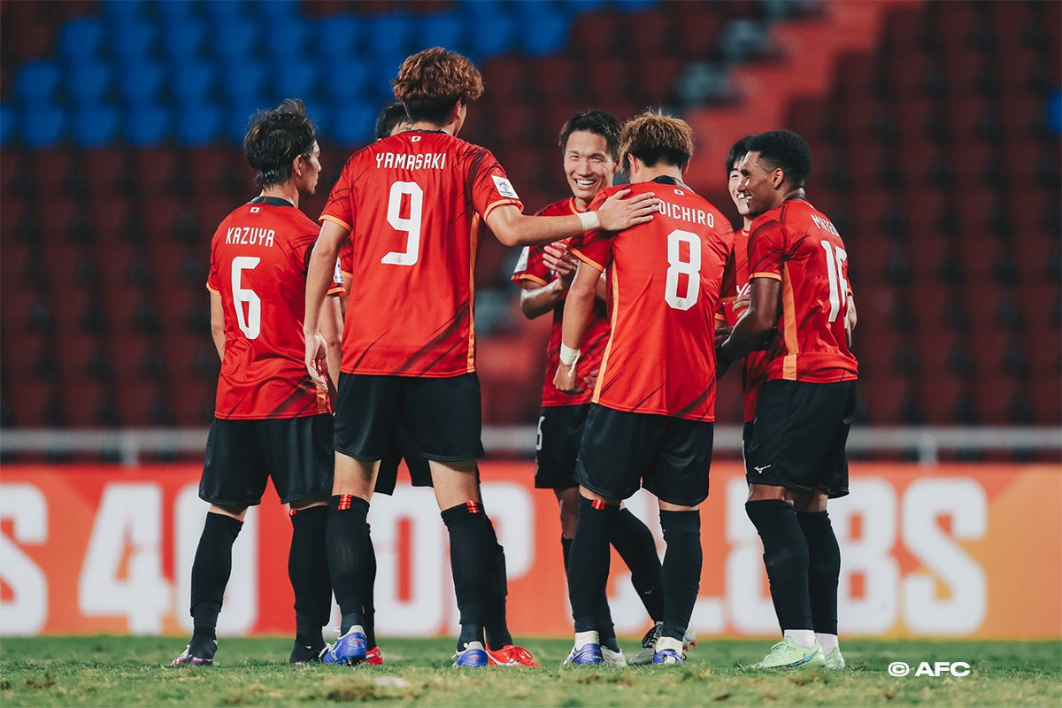 Nagoya Grampus go undefeated in AFC Champions League group, advance to knockout stages