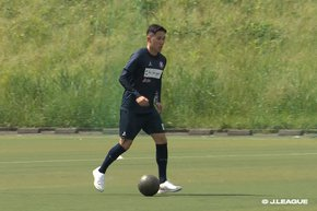 Au Chung Behind the Scenes: Following J.LEAGUE's first player from Hong Kong